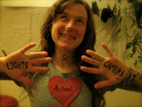 Lights Camera Action Heart